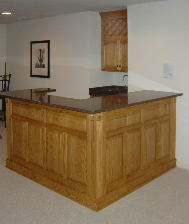 Built In Home Bars - Home Design Ideas