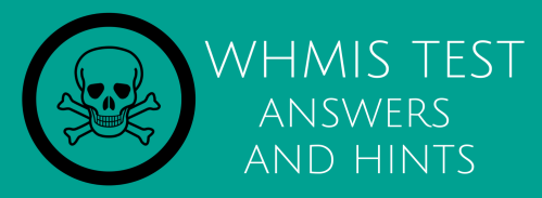 small resolution of WHMIS Test Answers and Hints Questions - ACUTE