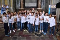 la voce delle scuole - ERODOTO racconta -storie - foto lunini gruppo bambini della scuola primaria giordani IV C