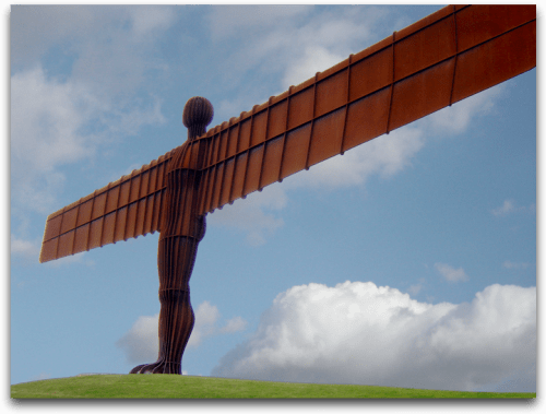 Angel of the North - Antony Gormley