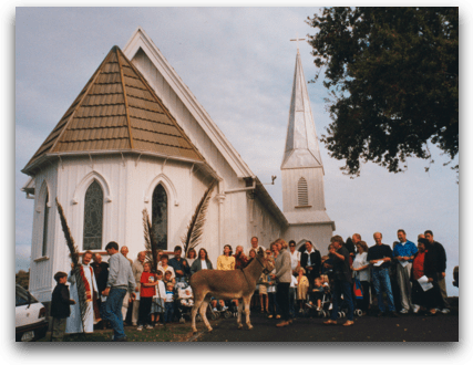 St Matthias - Panmure - Auckland, NZ