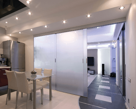 Heavy Glass Sliding Door Systems A Cutting Edge Glass Mirror