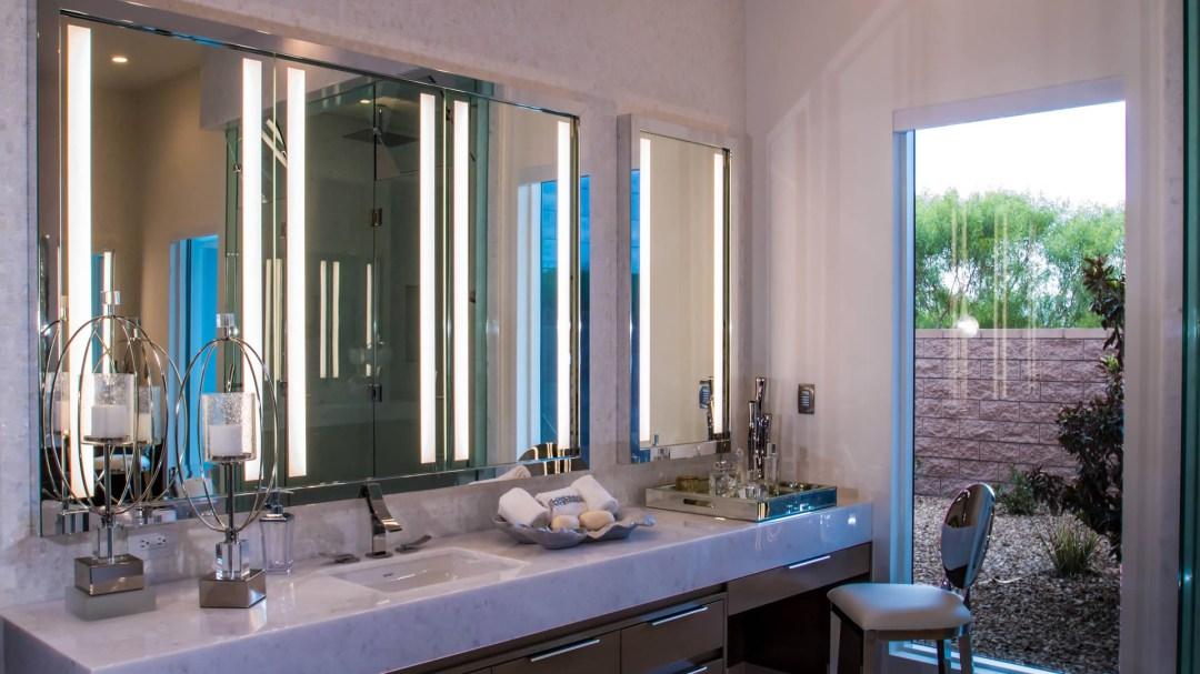 Sunwest Custom Homes Master Bathroom