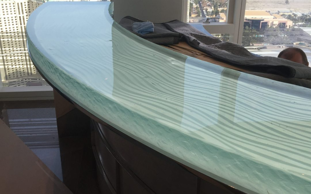 Custom Architectural Glass Design & Installation Services