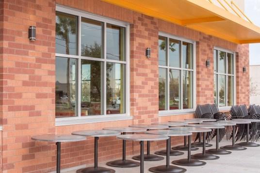 East Side Commercial Glass & Aluminum Storefront - Las Vegas, Nevada