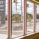 Commercial Glass Storefront - A Cutting Edge Glass & Mirror of Las Vegas, Nevada