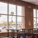 Nothside Commercial Glass Storefront - Glazier Work Performed by A Cutting Edge Glass & Mirror of Las Vegas, NV
