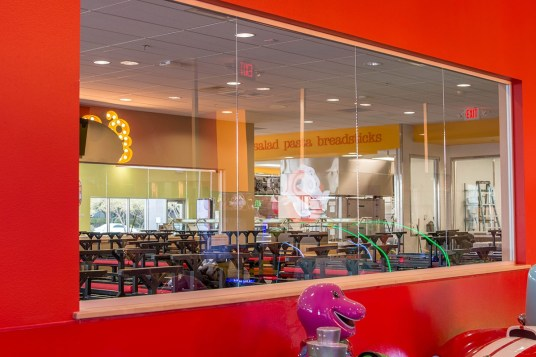 Inside Peter Piper Pizza Brand New Location - Las Vegas, Nevada