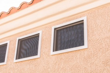 Guarda Security Screens Over Residential Windows