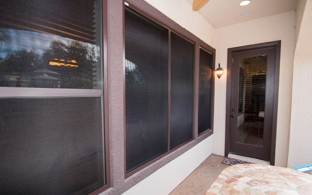 Residential Guarda Security Screen Installation – Anthem Area