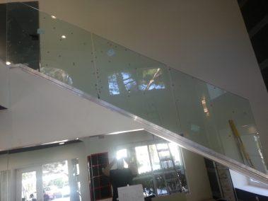 Custom Glass & Stair Rails