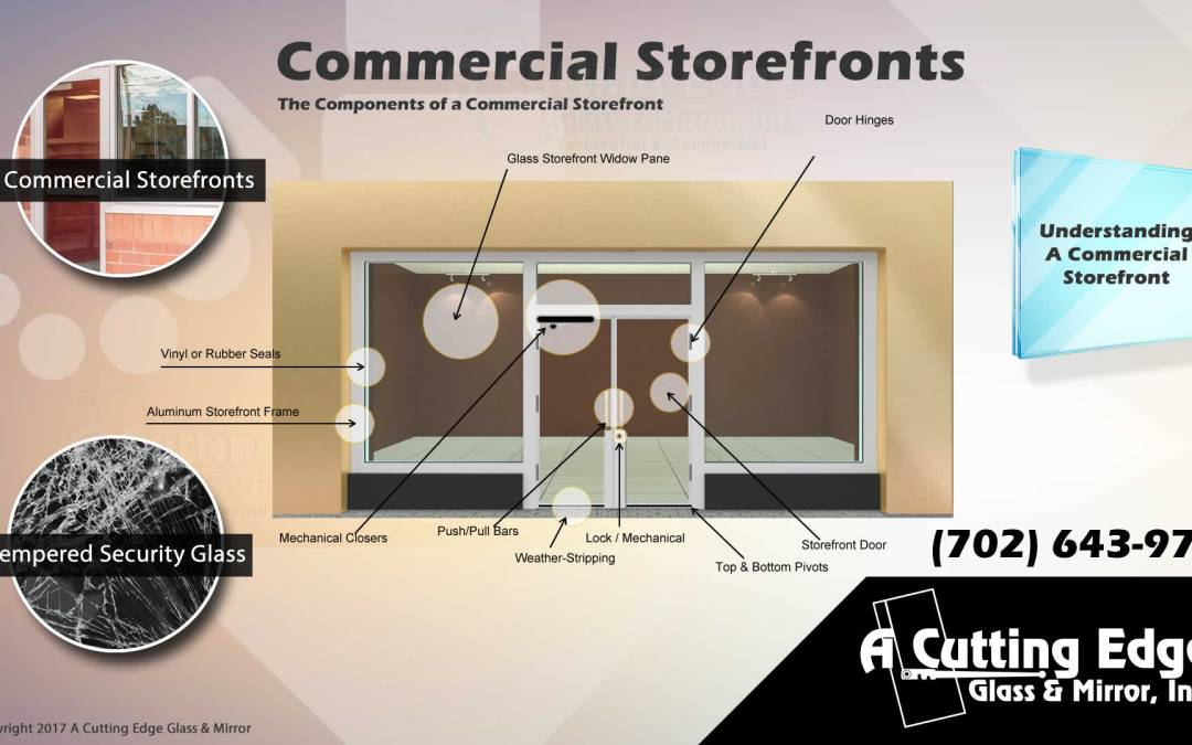 Commercial Glass Replacement & Repair – Las Vegas, Nevada