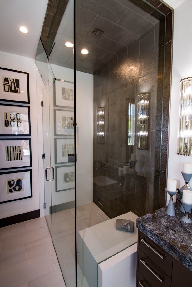 Frameless Shower Enclosure System - A Cutting Edge Glass