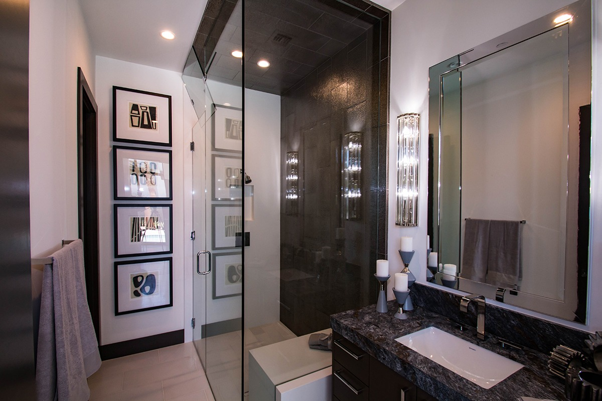 Sunwest Custom Homes Residential Glass Project | A Cutting Edge ...
