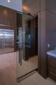 Open Pantry Door - Sunwest Cutsom Homes