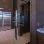 Open Pantry Door - Sunwest Cutsom Homes