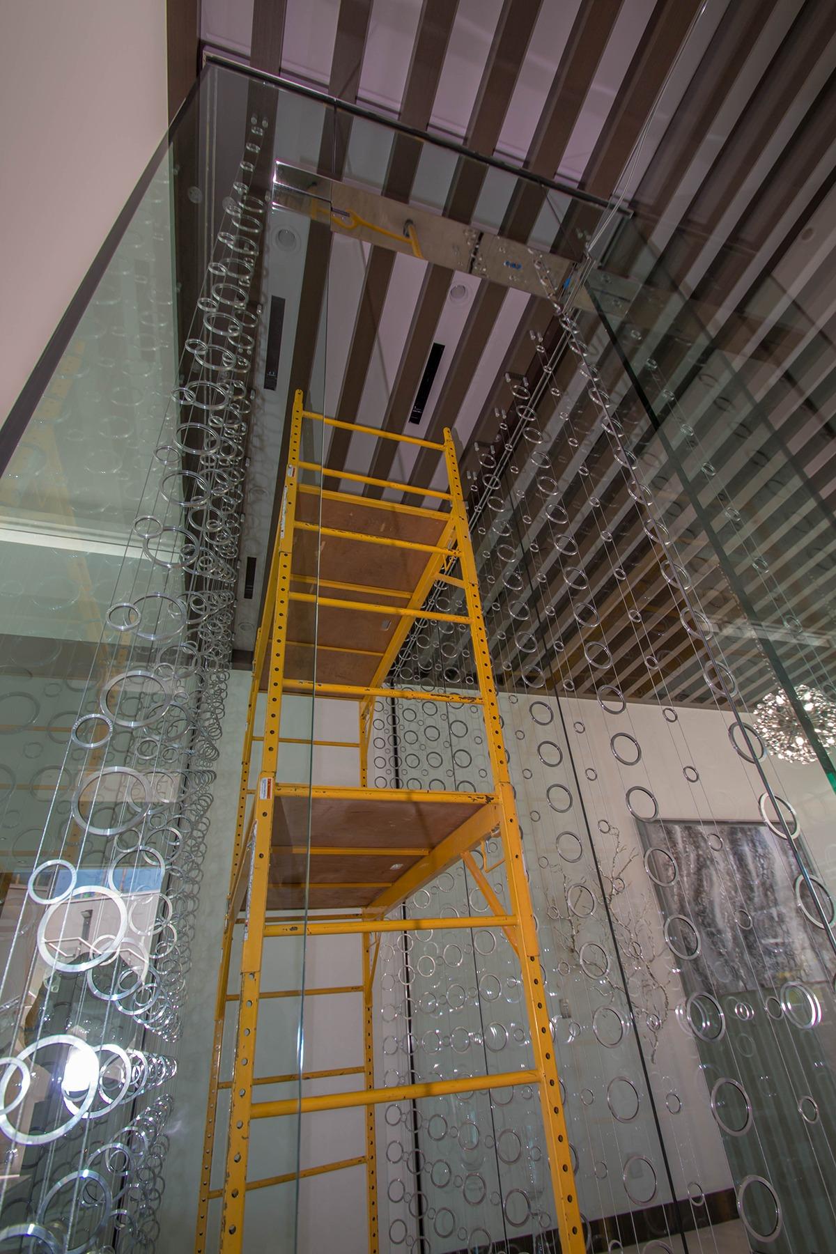 sunwest custom homes a cutting edge glass mirror the sunwest
