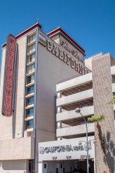 California Hotel and Casino of Las Vegas, Nevada - A Cutting Edge Glass and Mirror