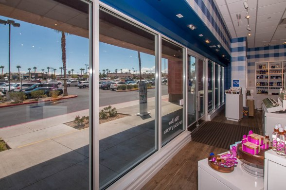 Commercial Storefront Glass Services