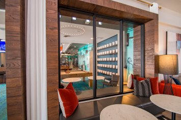 Beautiful Custom Commercial Glass Services of Las Vegas, Nevada