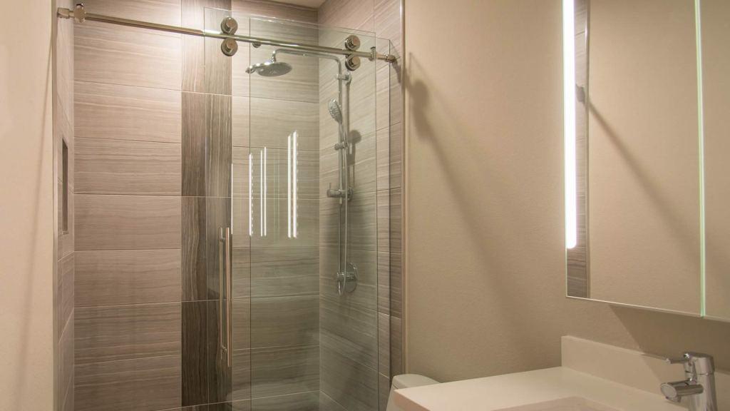 Skyline - Frameless Shower Door Enclosure System
