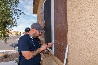 A Cutting Edge Glass & Mirror Security Screen Division