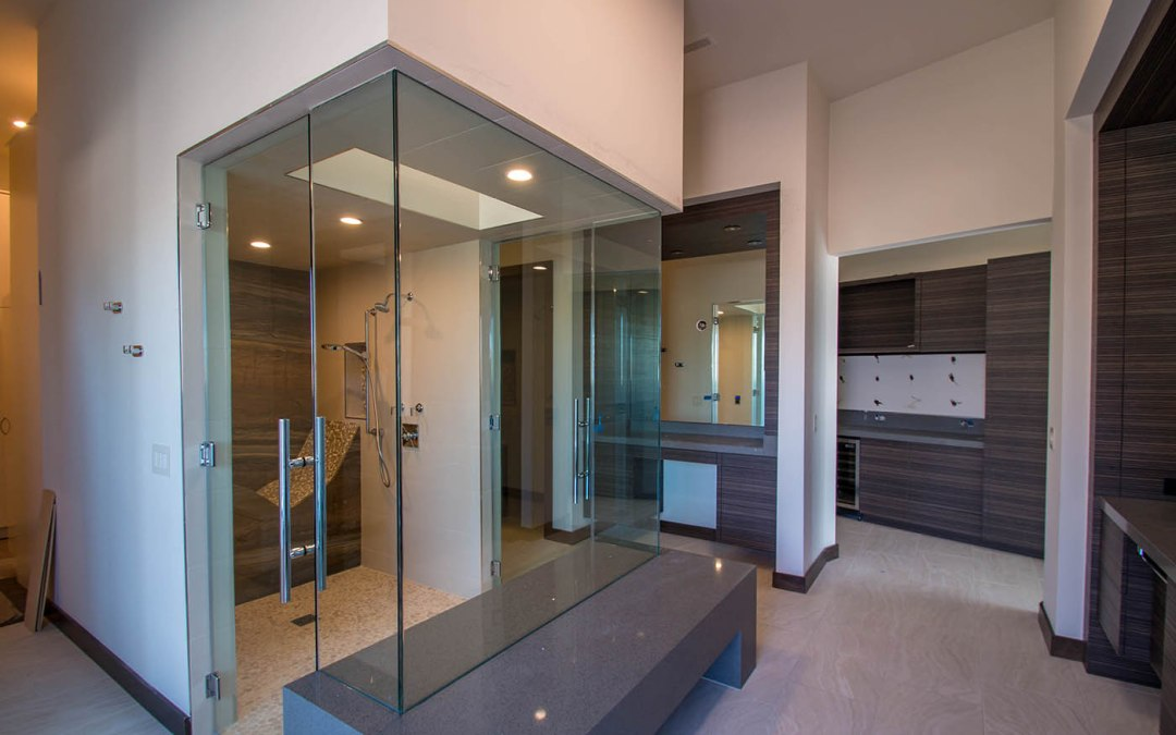 Boulderback Sunwest Custom Home Project