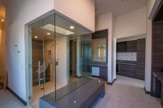 Frameless Glass Shower Door Enclosure System