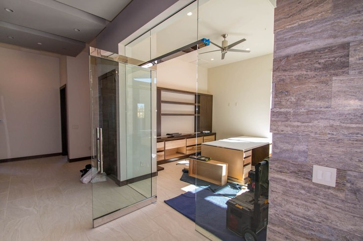 Heavy Glass Wall & Door Systems - A Cutting Edge Glass & Mirror