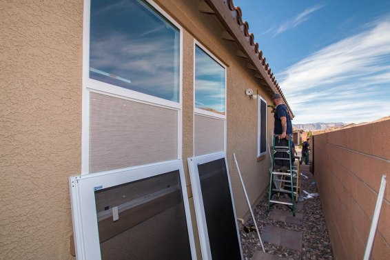 Preparing to install Security Screen Products