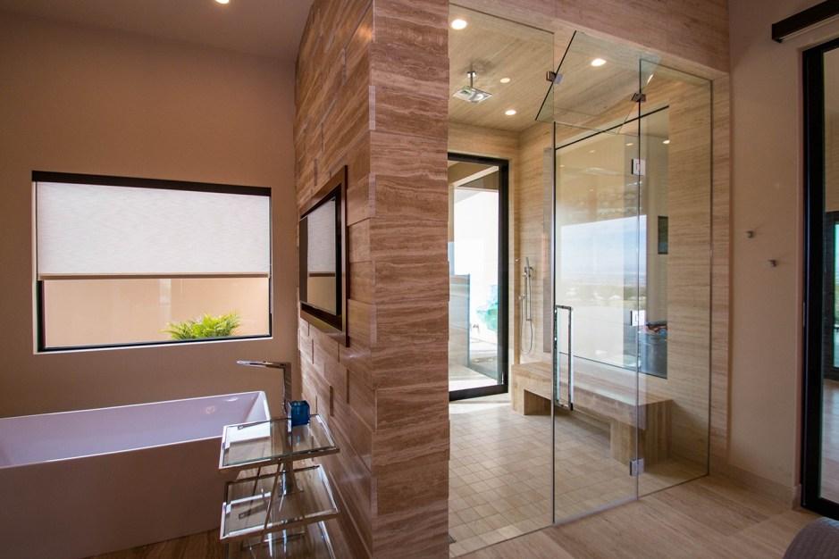Shower Portfolio | A Cutting Edge Glass & Mirror