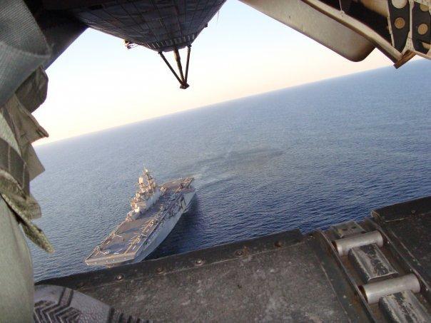 Navy Aviation Iwo Jima Fleet Week New York City experience growth change