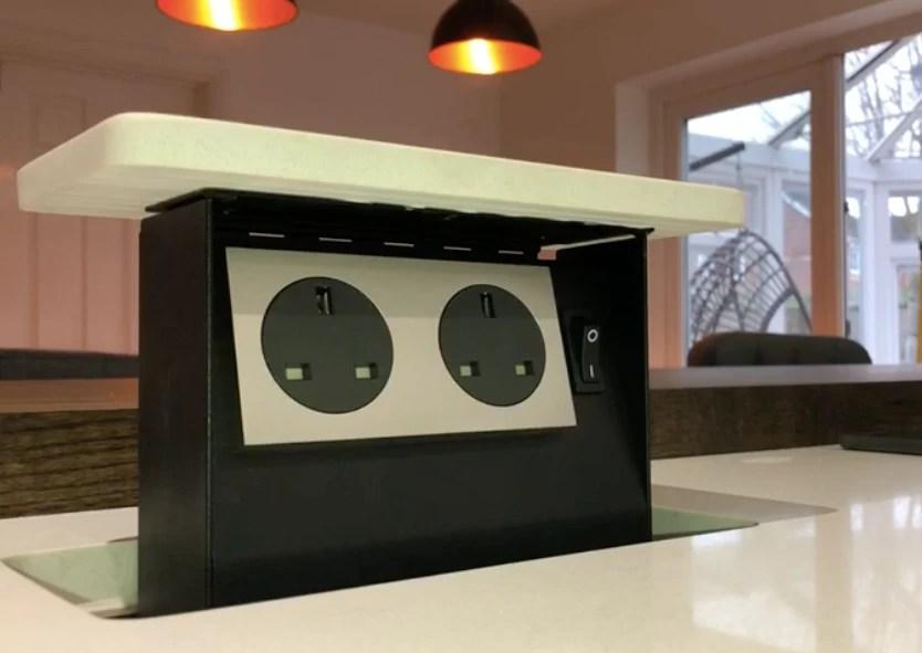 kitchen secret socket