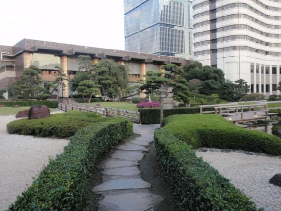 ホテルニューオータニ東京日本庭園