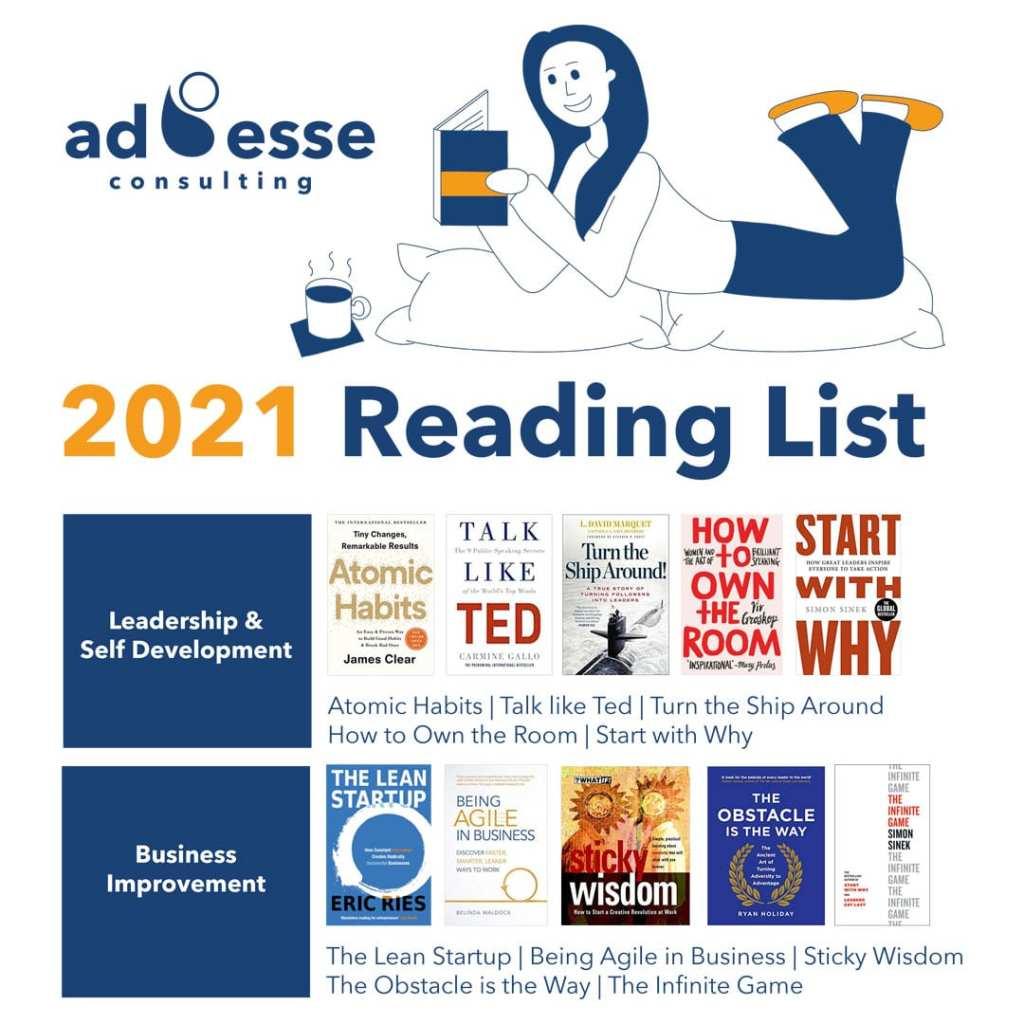 Ad Esse 2021 Reading List