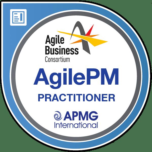 Ad Esse Agile PM Practitioner badge