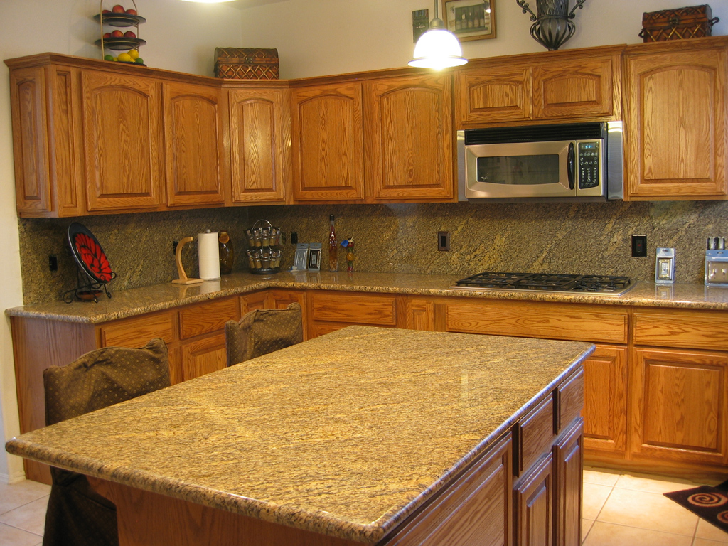 granite kitchen countertops pictures remodel cheap fresno california cabinets