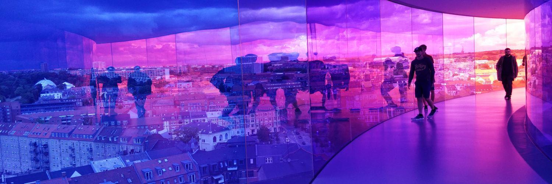 ARoS Kunstmuseum, Aarhus, Denmark