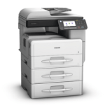 <b>MP 301 SPF</b><br />Multifonctions Ricoh N&B A4 - 30 PPM - Copieur Imprimante Scanner