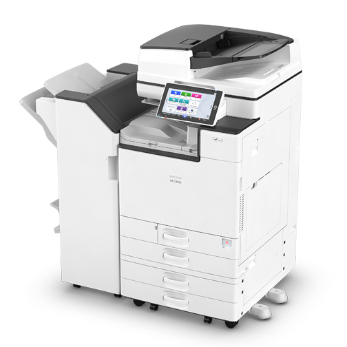 <b>IM C2000</b><br />Multifonctions Ricoh Couleur A3/A4 - 20 PPM - Copieur Imprimante Scanner