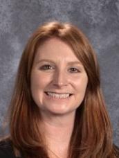 First Grade Teacher, Lyndsey Hughes