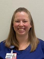 Nurse, Katie Rockey