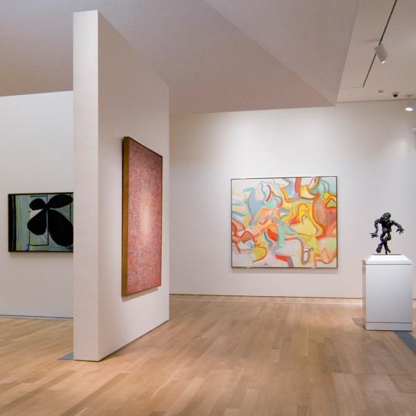 Art Galleries Design Wallpapers Modern