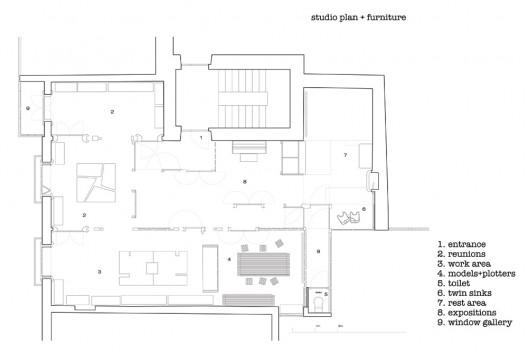 studio furniture plans