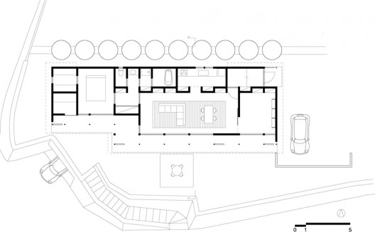 B House / Anderson Anderson Architecture + Nishiyama