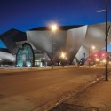 Denver Art Museum - Daniel Libeskind © Michele Nastasi