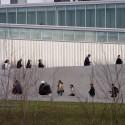 Olympic Sculpture Park / Weiss/Manfredi © Benjamin Benschneider