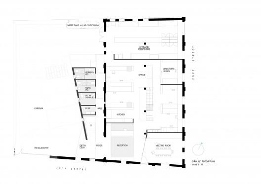 Old Tannery School / Tonkin Zulaikha Greer Architects