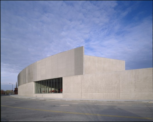 Contemporary Art Museum St Louis  Allied Works