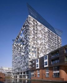 Hotel Cube Architecture